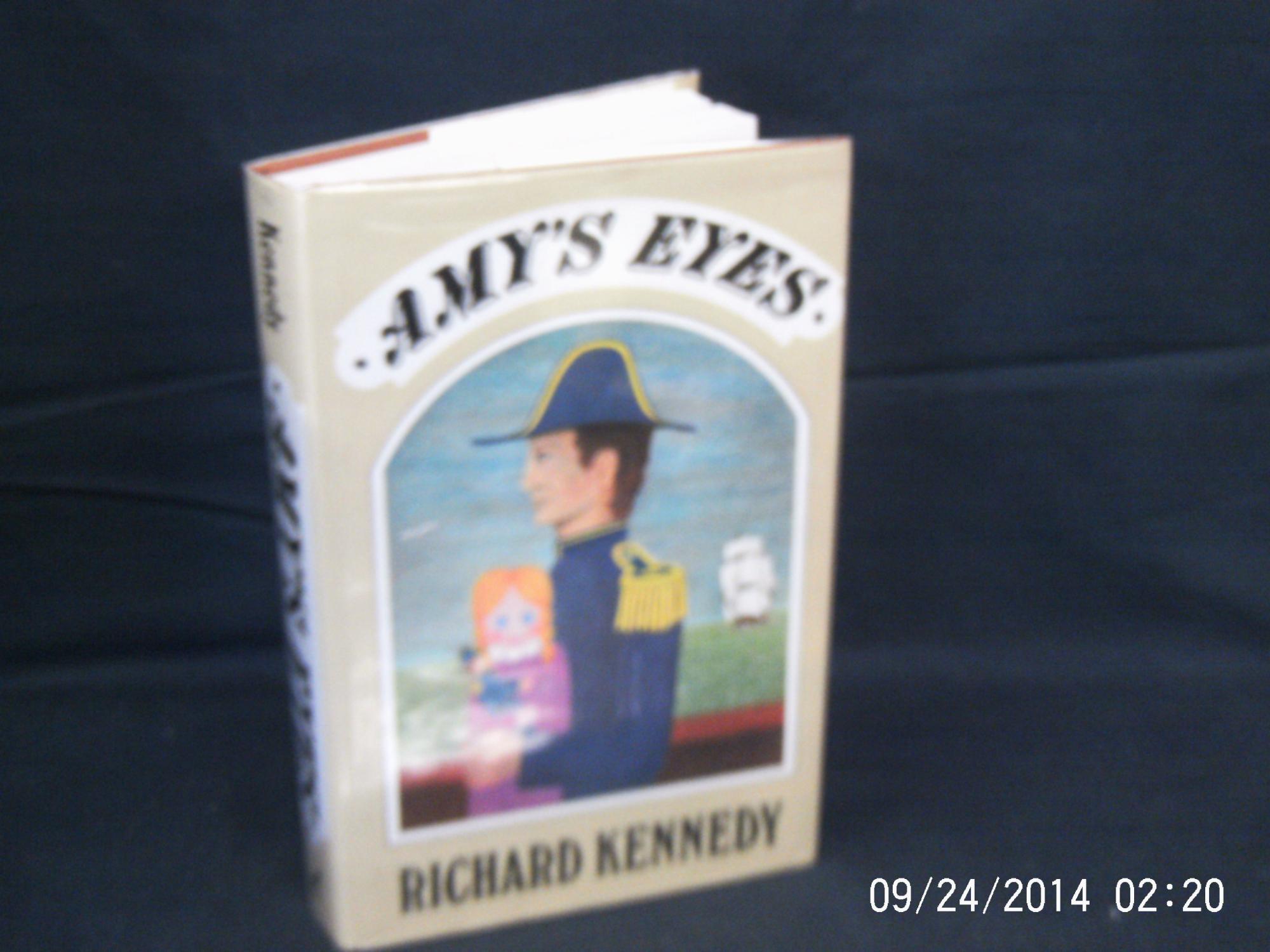 Amy's Eyes by KENNEDY Richard:: London  Julia McRae Books