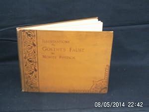 Illustrations to Goethe's Faust in Twenty-Six Outline: RETZSCH Moritz: