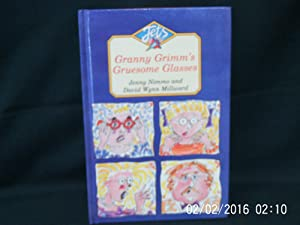 Granny Grimm's Gruesome Glasses * A SIGNED: NIMMO Jenny and