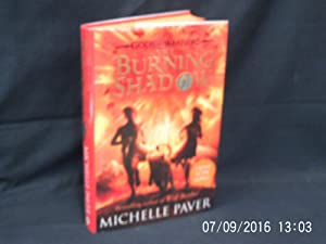 Gods and Warriors: The Burning Shadow * A SIGNED copy *