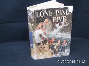 Lone Pine Five: SAVILLE Malcolm: