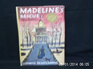 Madeline's Rescue: BEMELMANS Ludwig: