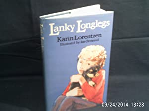 Lanky Longlegs: LORENTZEN Karin: