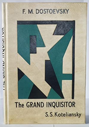 The Grand Inquisitor. Translated by S.S. Koteliansky. With an Introduction by D.H. Lawrence.