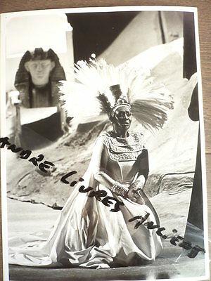 GRANDE PHOTO 1983 SHIRLEY VERRET DANS MOÏSE