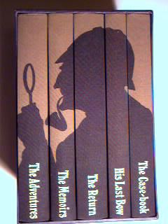 Sherlock Holmes Complete Stories: Five Volume Set: Arthur Conan Doyle