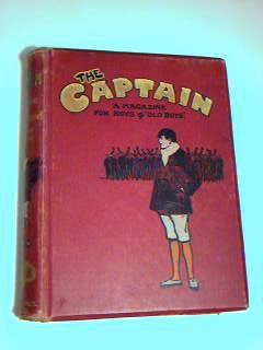 The Captain: a Magazine for Boys &