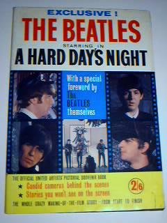 The Beatles Starring in a Hard Day's