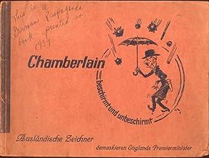 Chamberlain Beschirmt und unbeschirmt: Bomer, Karl (Editor)