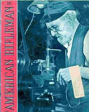 The American Rifleman June 1941