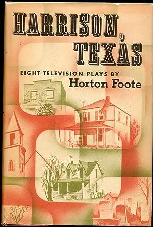 Harrison, Texas: Foote, Horton