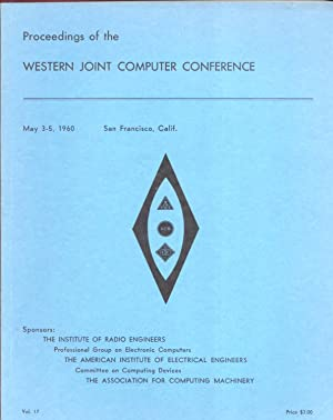 Proceedings of the Western Joint Computer Conference
