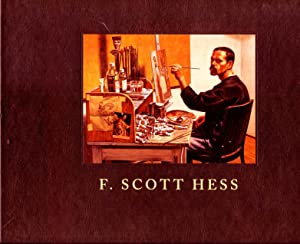 F. Scott Hess: Mike McGee, Doug Harvey, Leah Ollman and John Seed (Essayists)