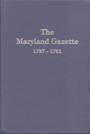 The Maryland Gazette Genealogical and Historical Abstracts: Green, Karen Mauer