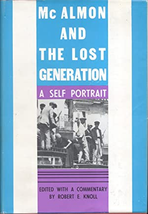 McAlmon and the Lost Generation: Knoll, Robert (Editor)