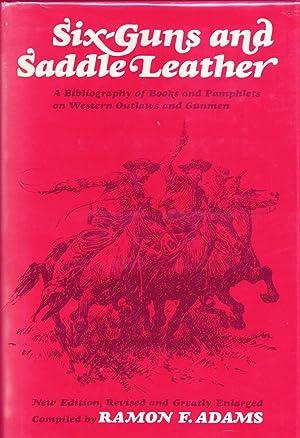 Six-Guns and Saddle Leather: Adams, Ramon