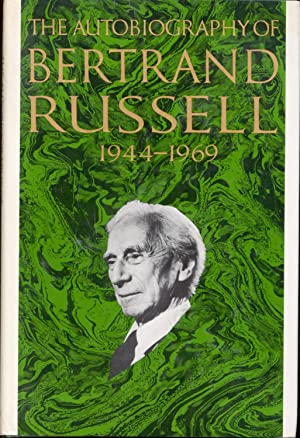 The Autobiography of Bertrand Russell 3 Volumes: Russell, Beretrand