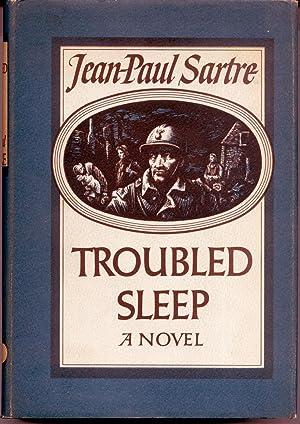 Troubled Sleep: Sartre, Jean-Paul