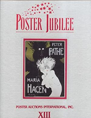 Poster Jubilee Sale Xlll Nov. 10, 1991: Rennert, Jack and