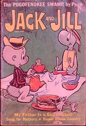 Jack and Jill The Pogofenokee Swamp, by Pogo