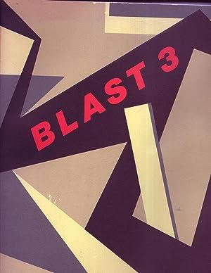 Blast 3: Cooney, Seamus (Editor)