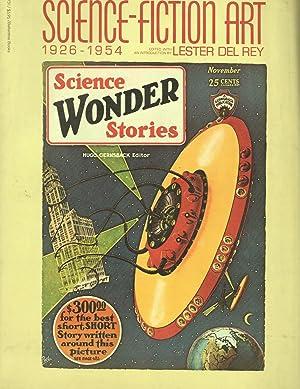 Fantastic Science-Fiction Art 1926-1954: Gernsback, Hugo (Editor)