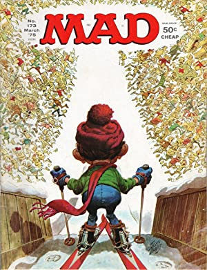 Mad Magazine No. 173