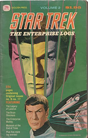 Star Trek The Enterprise Logs Volume 2