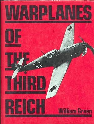 Warplanes of the Third Reich: Green, William