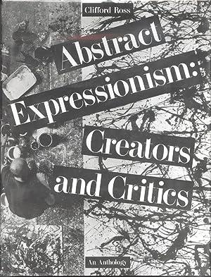Abstract Expressionism: Creators and Critics: Ross, Clifford