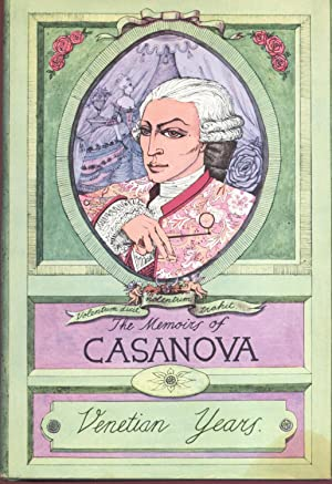 The Memoirs of Casanova 6 volumes: Casanova, Jacques