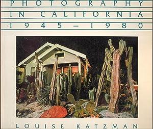 Photography in California 1945-1980: Katzman, Louise