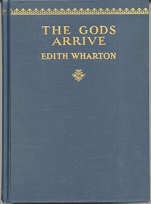 The Gods Arrive: Wharton, Edith