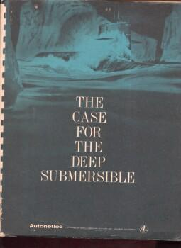 The Case for the Deep Submersible: Terry, R. D.