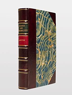 Sense and Sensibility. A Novel: AUSTEN (Jane)