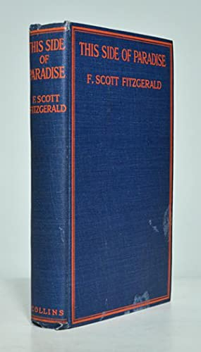This Side of Paradise: FITZGERALD (F. Scott)