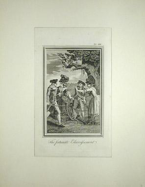 Collection of 42 Dueling Prints: Various