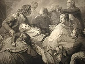 The Death of Lord Robert Manners: Thomas Stothard (artist)