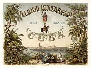 Album Pintoresco de la Isla de Cuba: Pierre Toussaint Frédéric