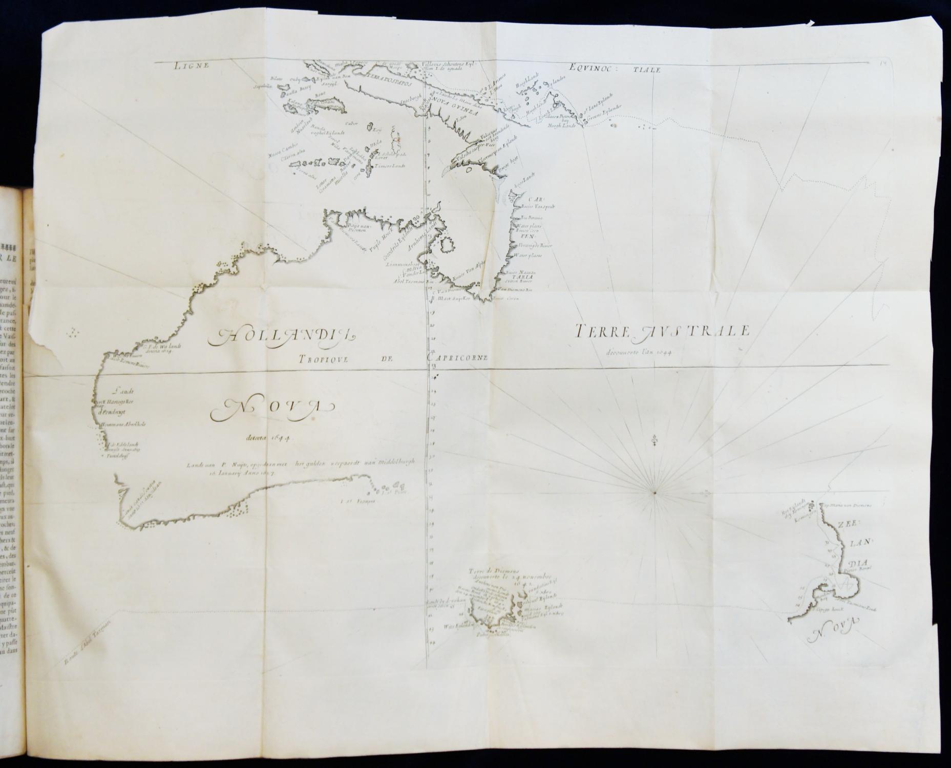 Relations de divers voyages curieux, qui nont point este publiees: Thevenot, Melchisedec