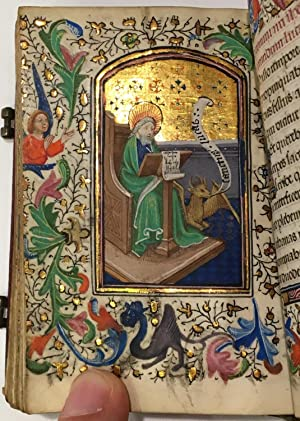 Book of Hours, Use of Rome, in: Master of the