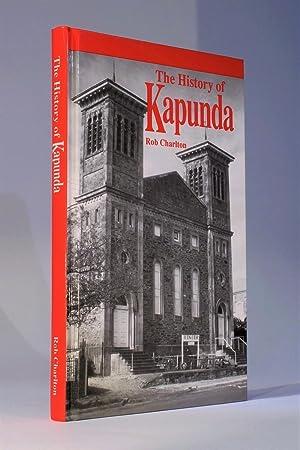 The History of Kapunda: Charlton, Rob