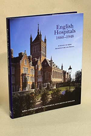 English Hospitals 1660-1948: A Survey of their: Richardson, Harriet (edited