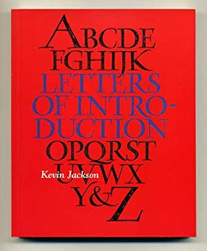 Letters of Introduction: Jackson, Kevin