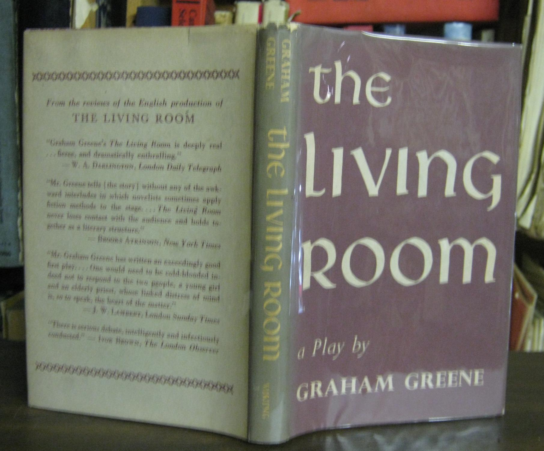 THE LIVING ROOM. A Play in Two Acts. GREENE, Graham