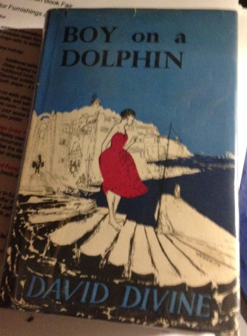BOY ON A DOLPHIN DIVINE, David