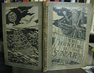 THE HUNTING OF THE SNARK: an agony: CARROLL, Lewis