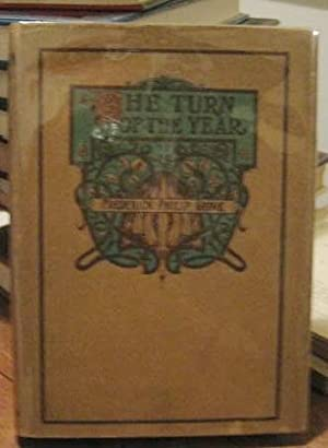 THE TURN OF THE YEAR. Illustrated by: GROVE, Frederick Philip