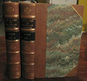 THE LIFE AND TIMES OF SIR WILLIAM JOHNSON, Bart. (Millard Fillmore's copy)