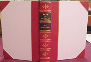 ANNE OF AVONLEA. With Frontispiece and Cover in Colour by George Gibbs.